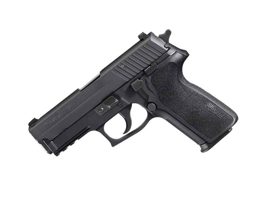 Sig Sauer P229R 9mm, Nitron, SigLite Night Sights, DA/SA