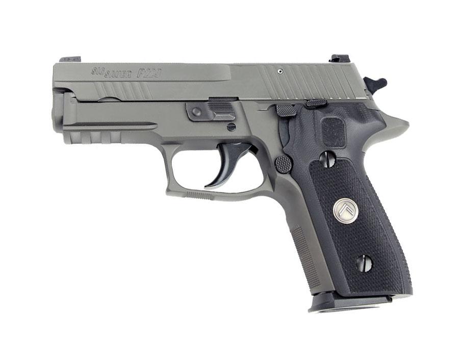 Sig Sauer P229R Legion 9mm, DA/SA - IOP