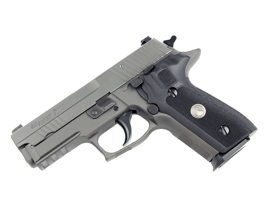 Sig Sauer P229 Legion, .40S&W, Night Sights, DA/SA
