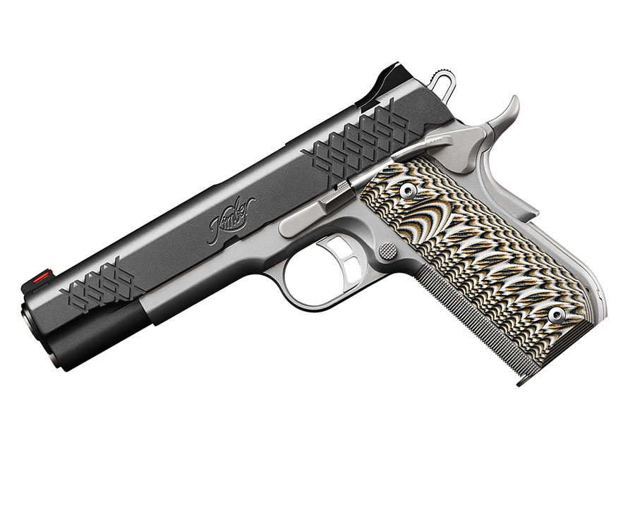 Kimber Aegis Elite Custom Pistol