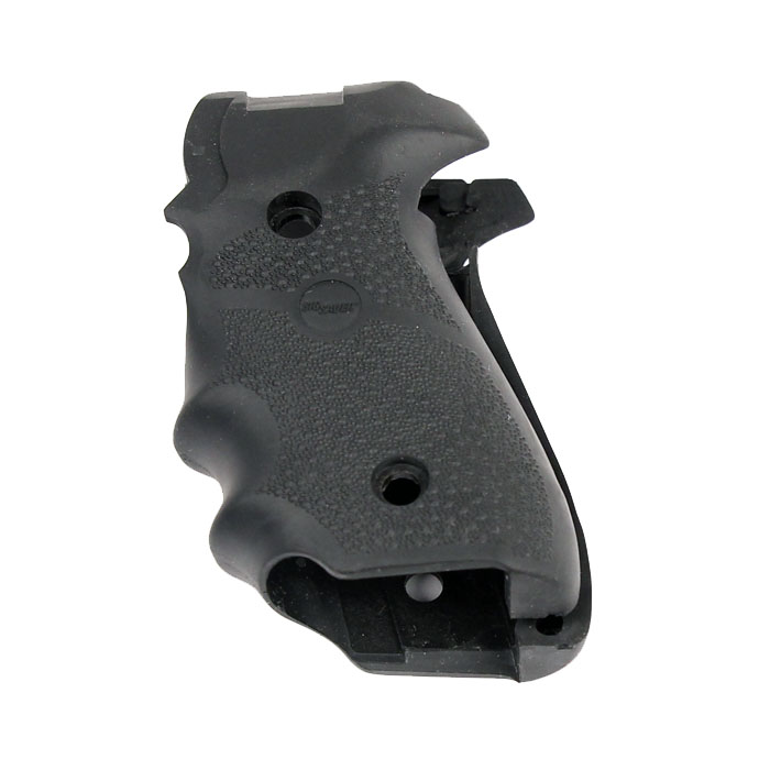 Hogue Rubber Finger Groove Grips P239 w/Sig Logo
