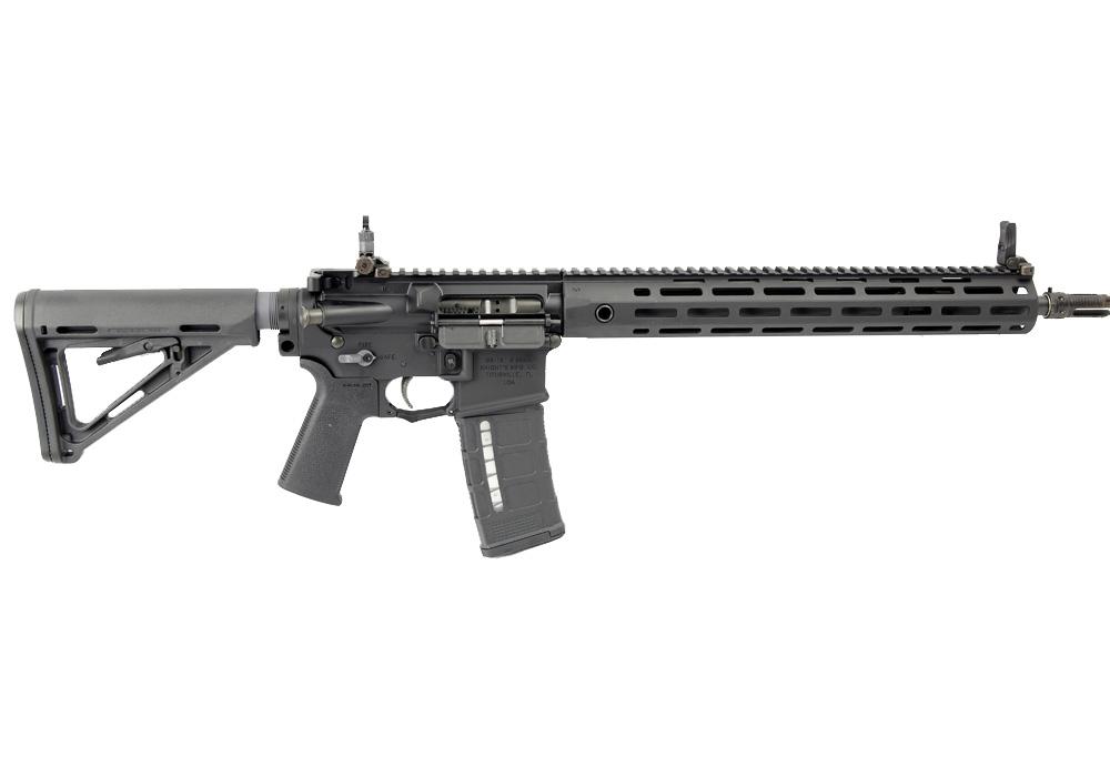 Knights Armament SR-15 E3 MOD 2 M-LOK Carbine, 16