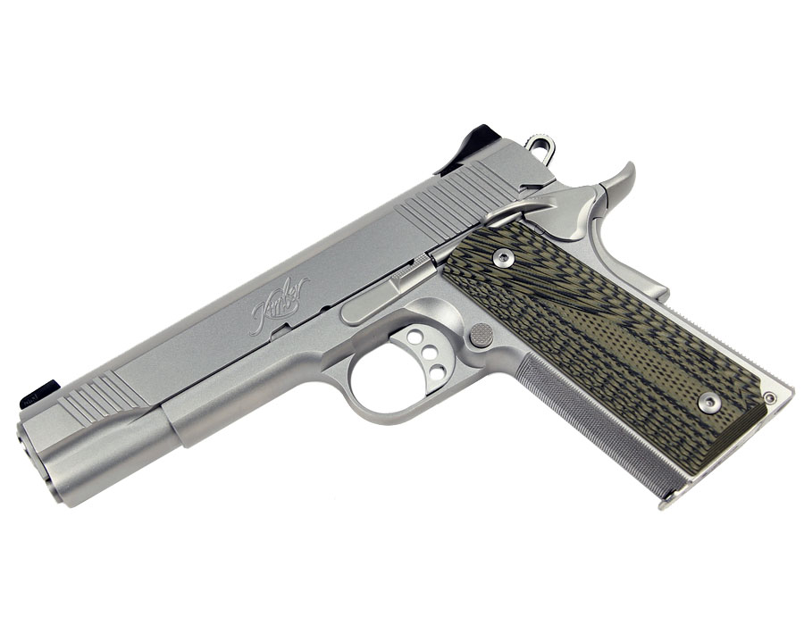 Kimber Stainless TLE II, .45ACP