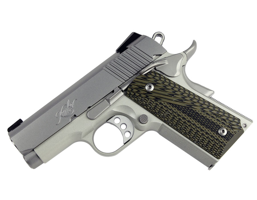 Kimber Stainless Ultra TLE II, .45ACP