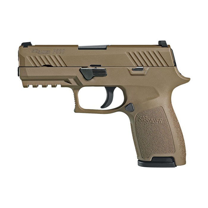 Sig Sauer P320 Compact 9mm - FDE - IOP