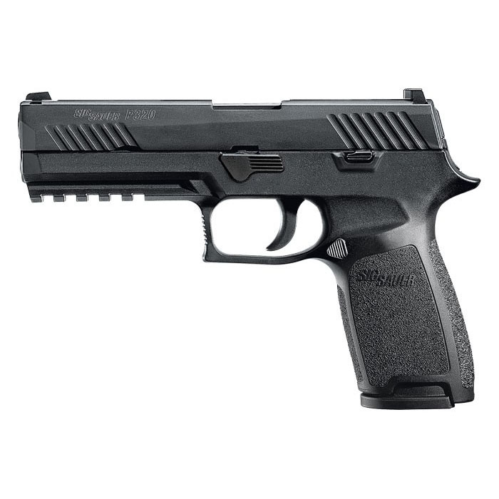 Sig Sauer P320 Full Size .40 - IOP