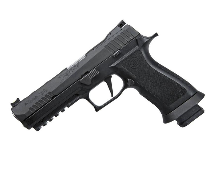 Sig Sauer P320 X-Five Full Size, 9mm, Nitron, Adjustable Sights, DAO