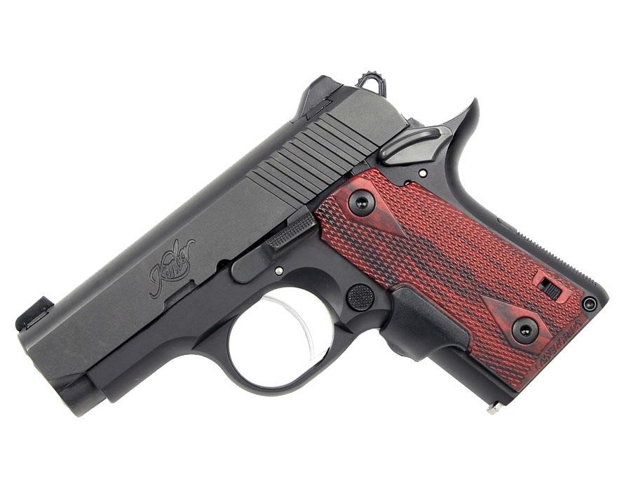 Kimber Micro Carry .380ACP - Crimson Trace Grips