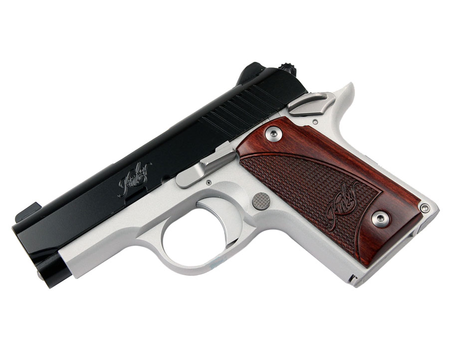 Kimber Micro 9 Rosewood Two-Tone - 9mm