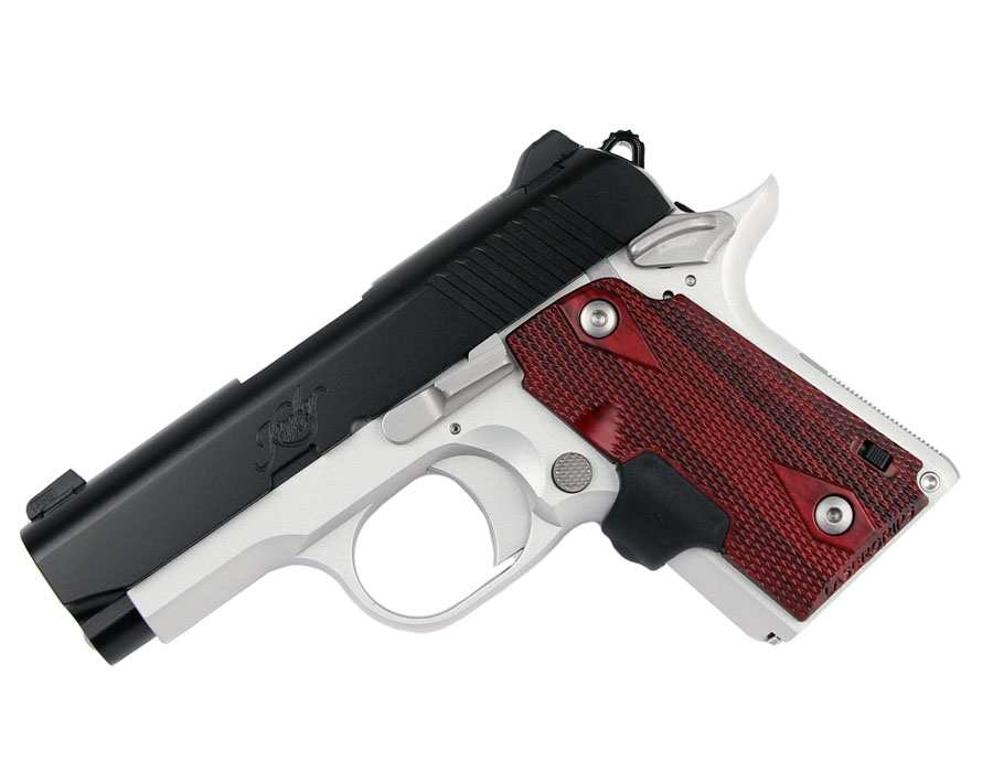 Kimber Micro 9 Crimson Carry - 9mm