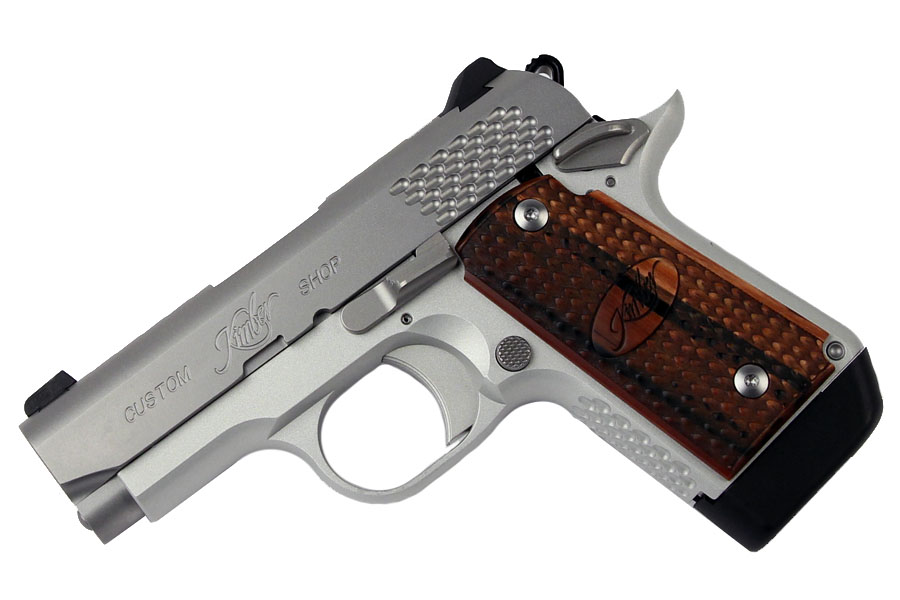 Kimber Micro 9 Stainless Raptor - 9mm