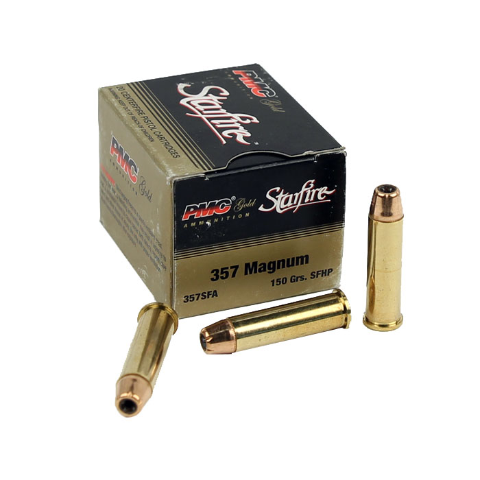 PMC Gold Starfire .357 Magnum 150 GR. HP - 20RD