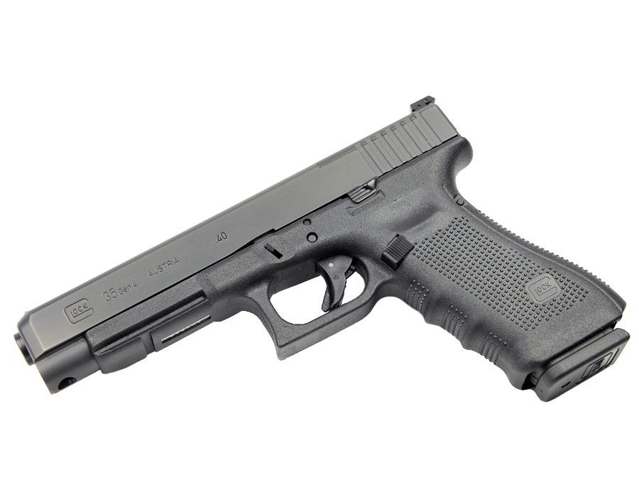 Glock 35 GEN 4 MOS .40S&W - BLACK