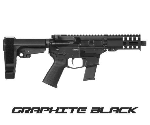 CMMG Banshee 45acp Pistol Graphite, Black