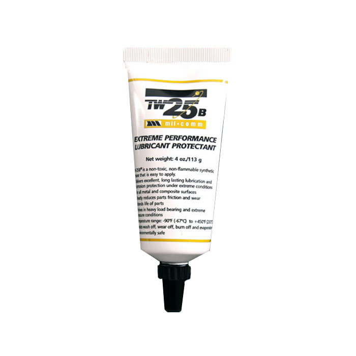 Mil-Comm TW25B grease 4 oz tube