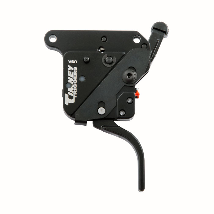 Timney Triggers Straight Remington 700 Trigger W/Safety - Right Hand - 3LB