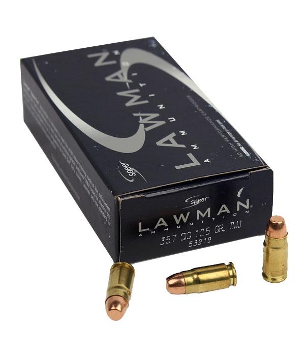 Speer Lawman .357SIG 125 GR. TMJ - 50RD