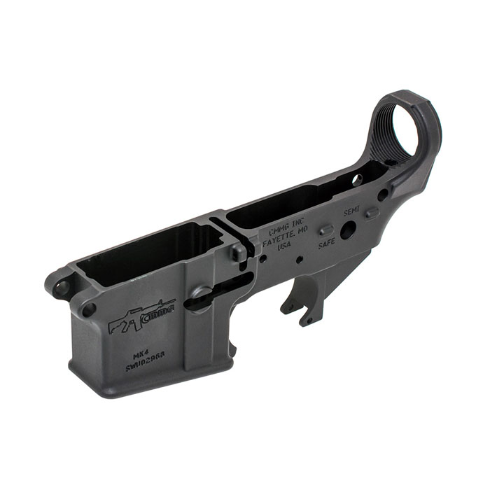 CMMG AR-15 5.56mm Lower Receiver - STRIPPED