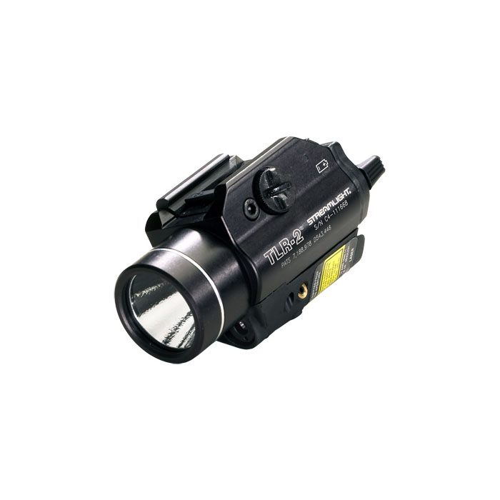 Streamlight TLR-2 Tactical Light - Red Laser