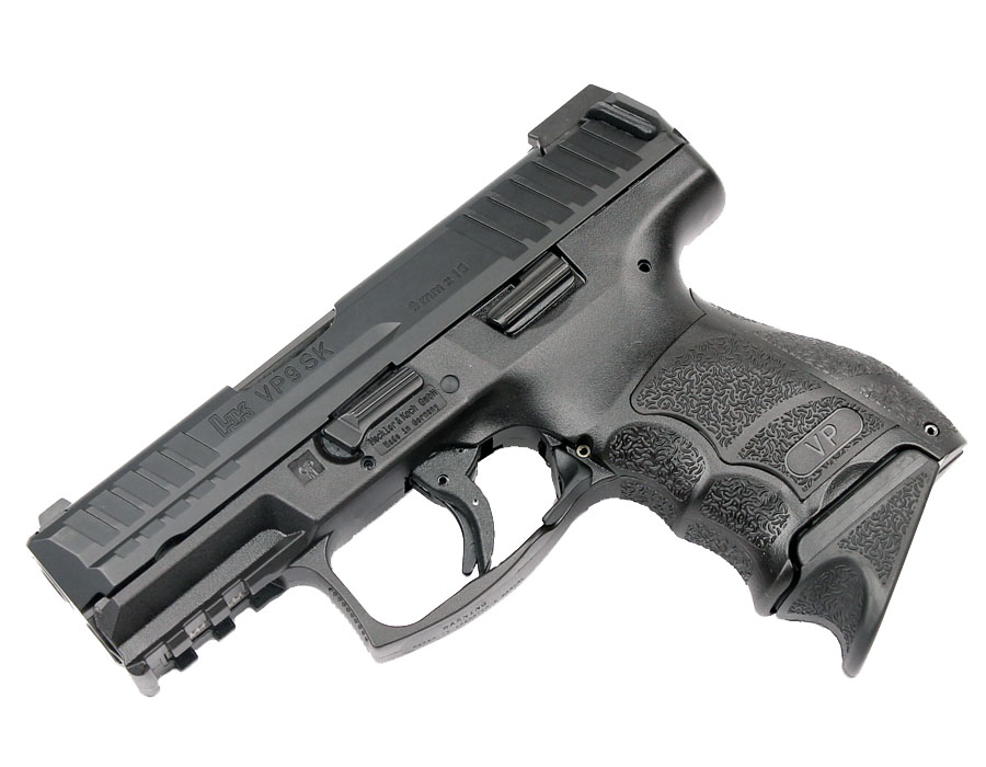 H&K VP9SK-LE 9mm Striker Fired, Tritium Night Sights, 3 Mags