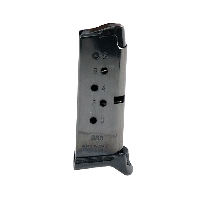 Ruger LCP II .380ACP 6RD Magazine W/Extension