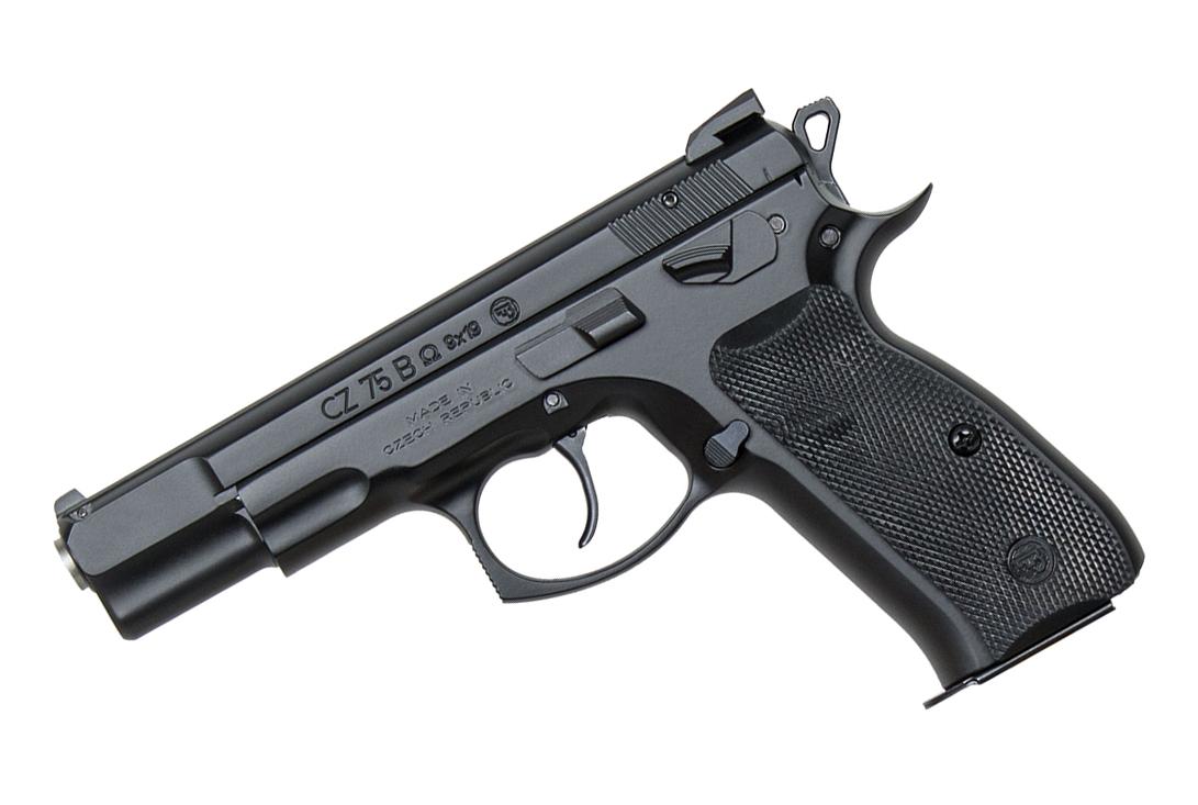 CZ 75 Omega Single/Double 9mm