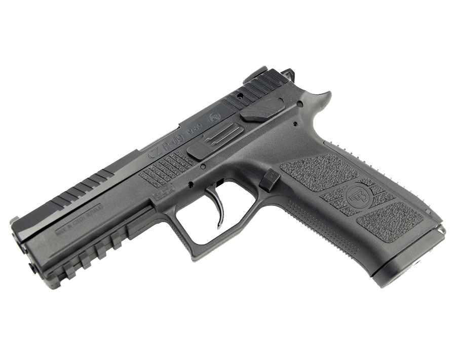 CZ P-09, Fixed Sights, 9mm