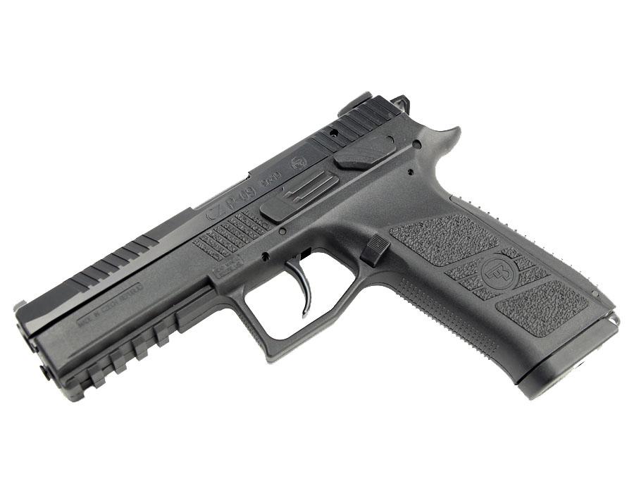 CZ P-09, Fixed Sights, 9mm