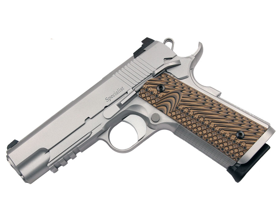Dan Wesson Specialist Commander, 9mm, SS