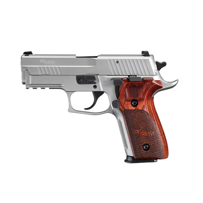 Sig Sauer P229R 9mm DA/SA, Stainless Elite - IOP