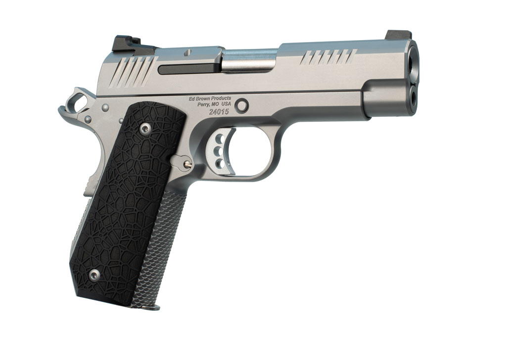 Ed Brown EVO KC9, 9mm - Stainless