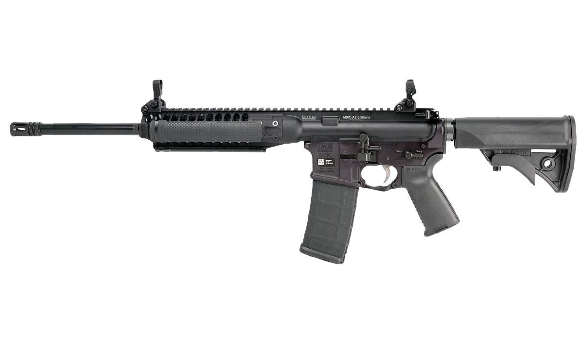 LWRC Individual Carbine A2 16