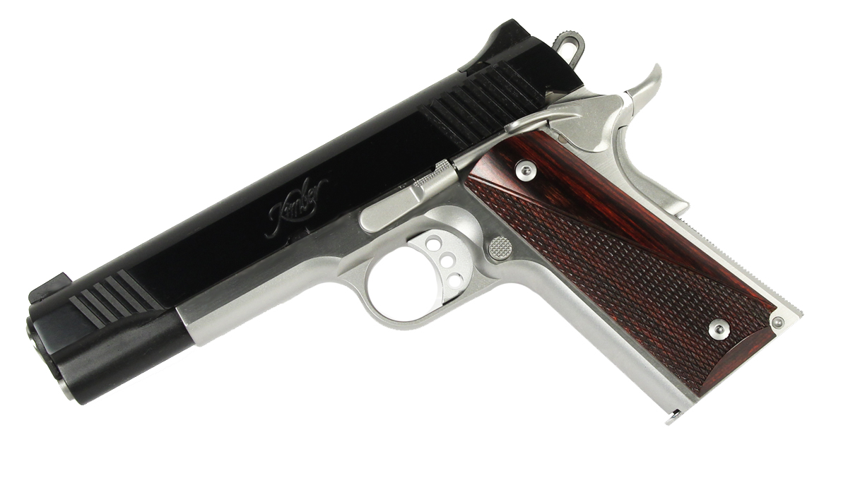 Kimber Custom II 9mm 2 Tone