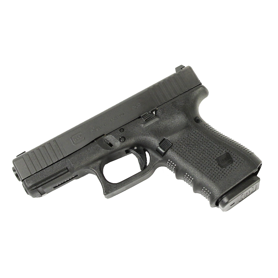 Glock 19 GEN 4 Front Serrations