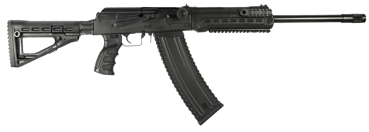 Kalashnikov KS-12T Tactical Semi-Automatic Shotgun