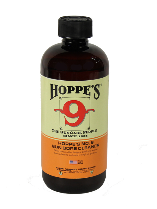 Hoppe's #9 Powder Solvent 916 026285511246