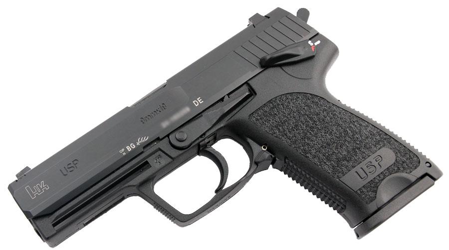H&K USP 9mm, DA/SA, Standard Sights