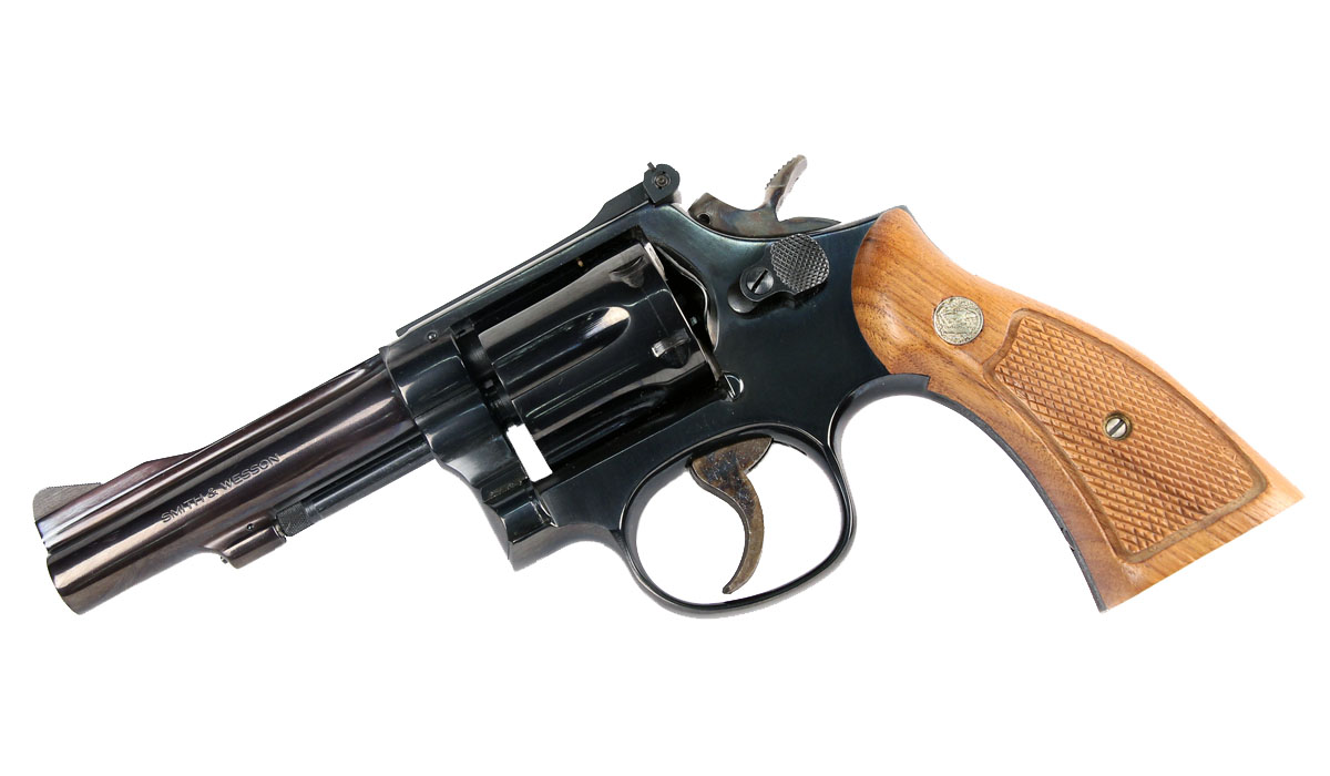 Smith & Wesson Model 15-4, K-38 Masterpiece - .38 SPL - USED