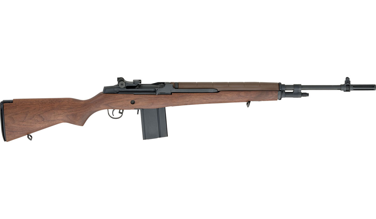 Springfield Armory M1A National Match .308 - WALNUT STOCK