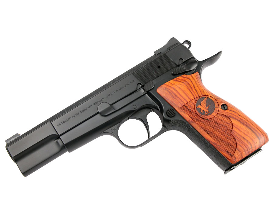 Nighthawk Browning Hi-Power 9mm