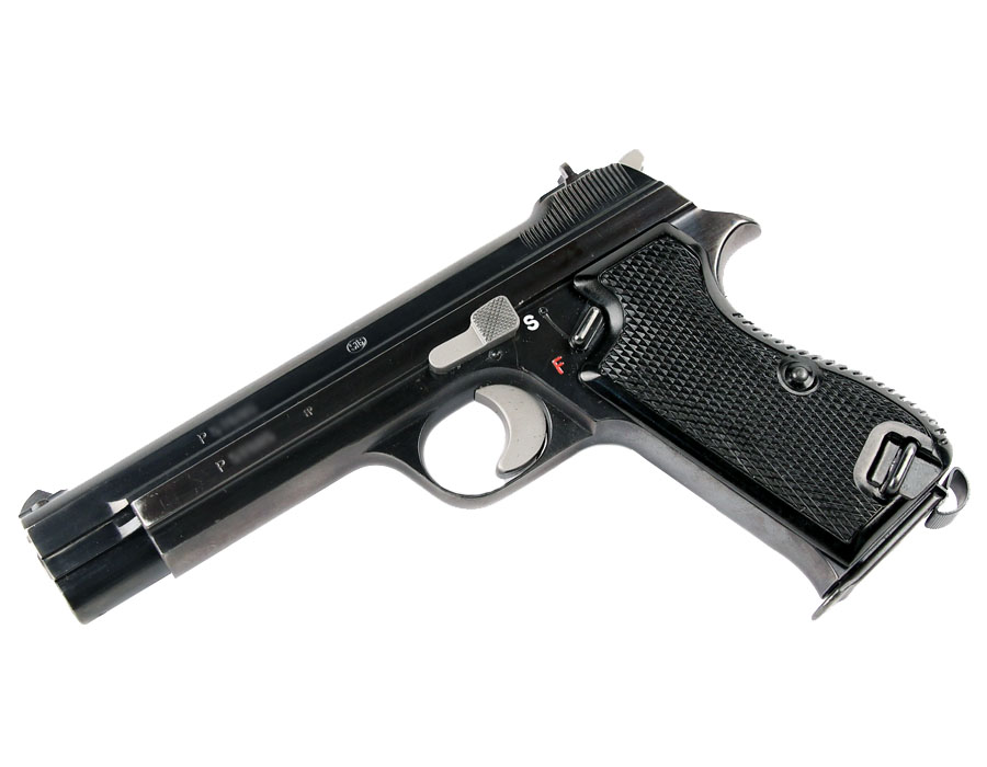 Sig P210 9mm - Swiss Police - USED