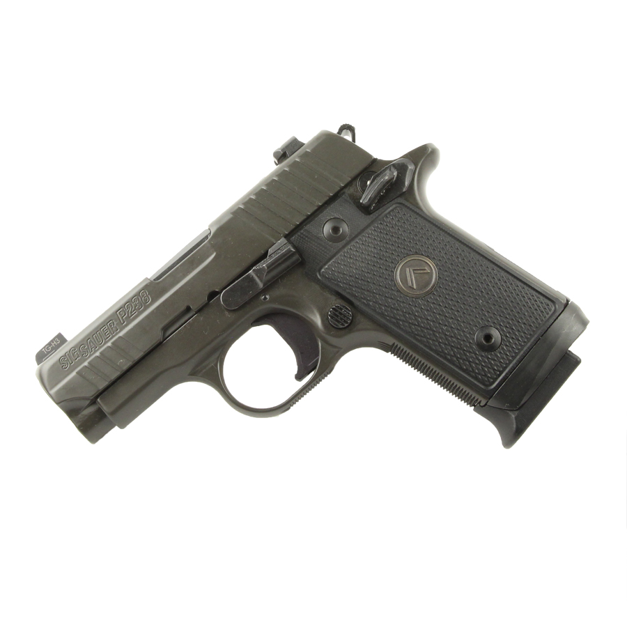Sig Sauer P238 Legion, .380 ACP, Night Sights - Gray