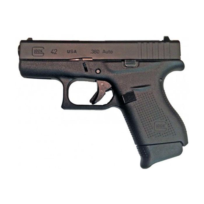Pearce Plus One Grip Extension - Glock 42