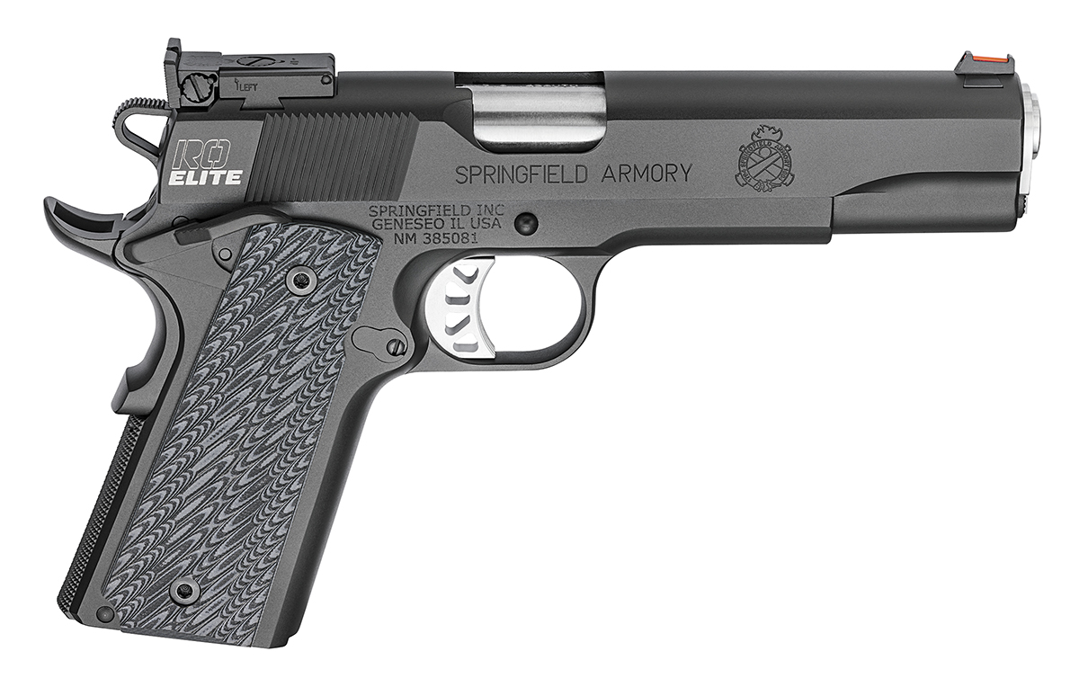Springfield Armory 1911 Range Officer Elite .45ACP