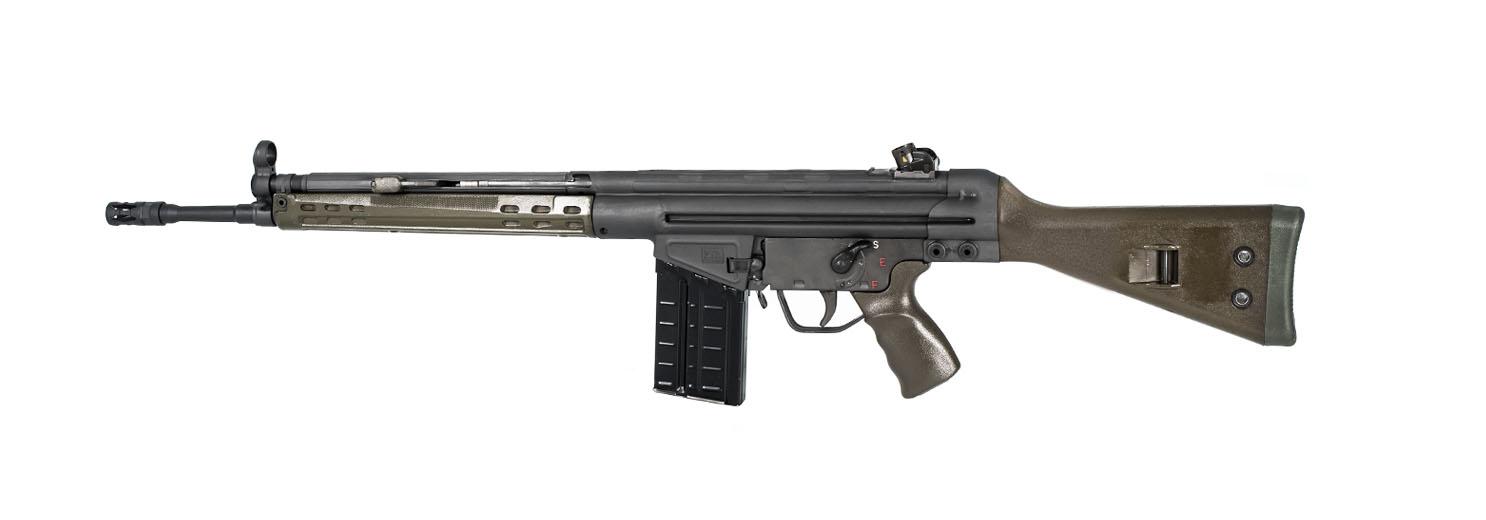 GI PTR 100, .308