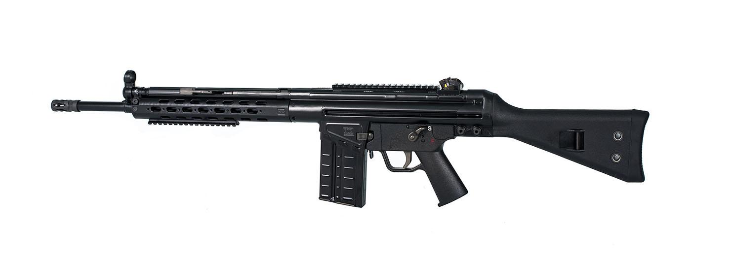 FR PTR 102, .308