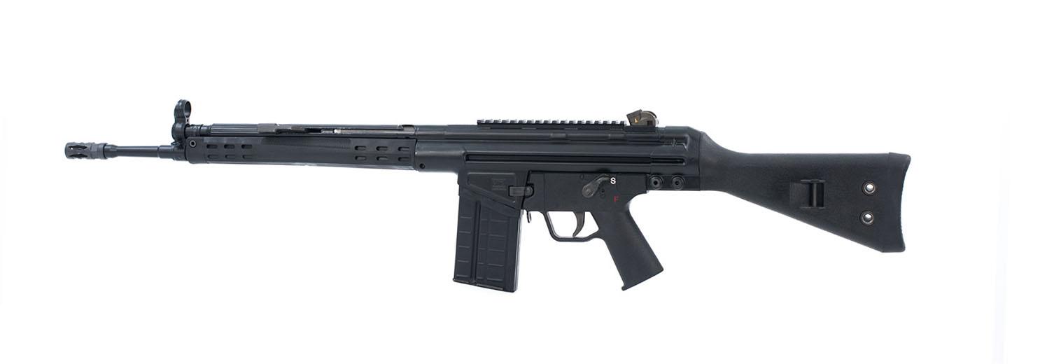 A3S PTR 109, .308
