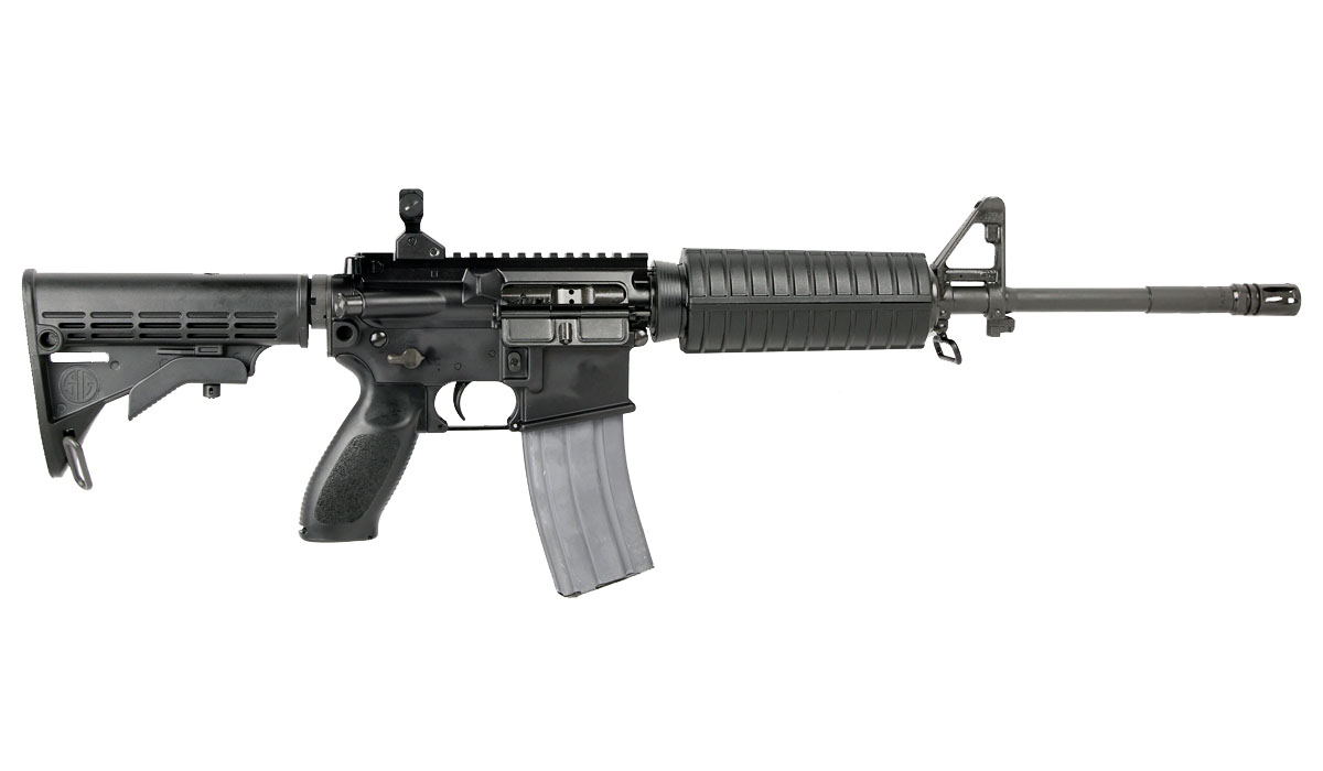 Sig Sauer M400 Classic Carbine, .223, 5.56mm