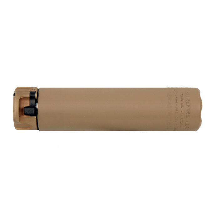 Surefire SOCOM556-SB2 Suppressor - 5.56mm - FDE