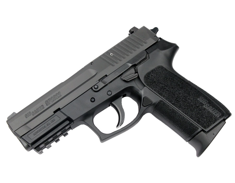 Sig Sauer SIGPRO SP2022 9mm, Fixed Sights, DA/SA